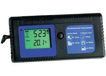 Аппарат измерения углекислого газа
