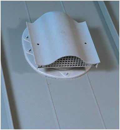 Монтаж системы вентилирования