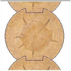 Конструкция каркаса деревянного дома