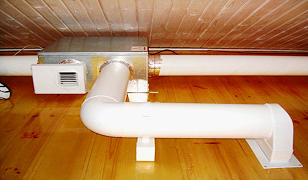 Принудительная вентиляционная система