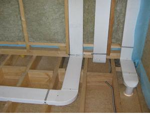Трубы вентиляционной системы