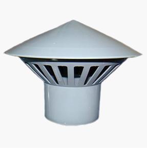 Комплектующая трубы вентиляции