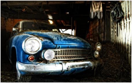 Разрушение машины из-за влажности