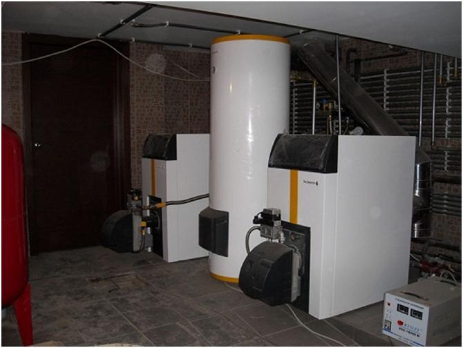 Оборудование вентиляционной системы