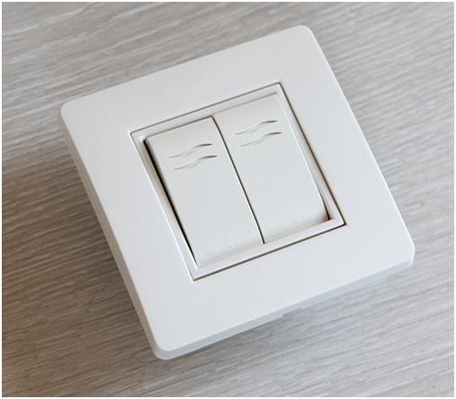 Выключатель для вентиляции
