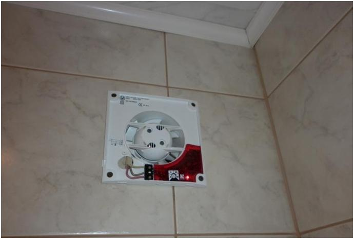 Вентиляционная вентилятор