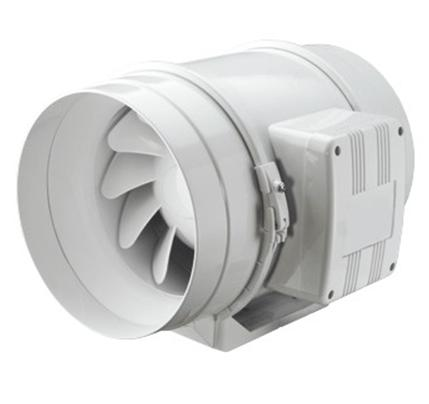 Вентилятор центробежно-осевой