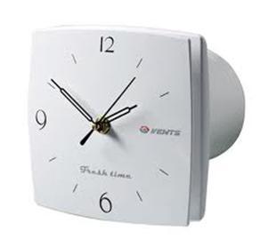 Вентилятор с встроенными часами
