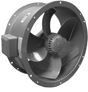 Фото осевого вентилятора