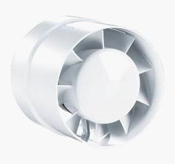 Тип осевого вентилятора
