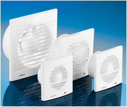 Вентиляторы осевого типа