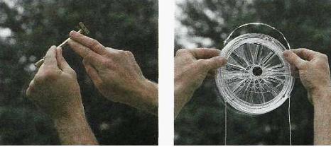Отверстие в стекле