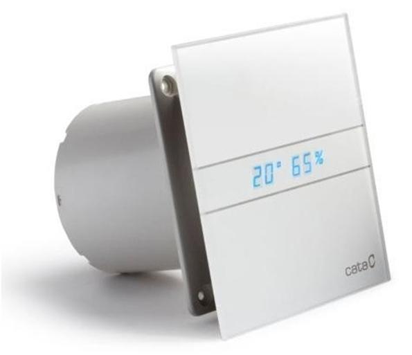 Вентилятор с дисплеем