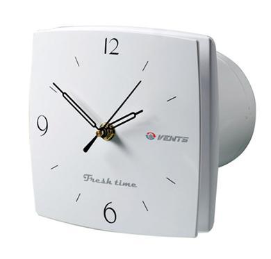 Вентилятор с часами