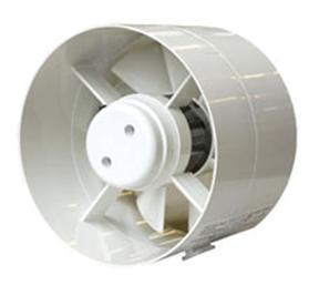 Вентилятор с круглым сечением