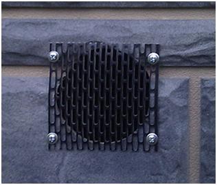 Защита вентиляционного отверстия