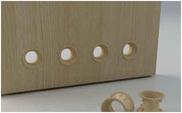 Вентиляционные клапаны двери