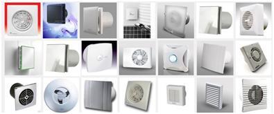 Разновидности приборов вентилирования