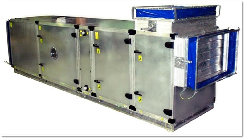 Прибор, обеспечивающий поступление чистого воздуха