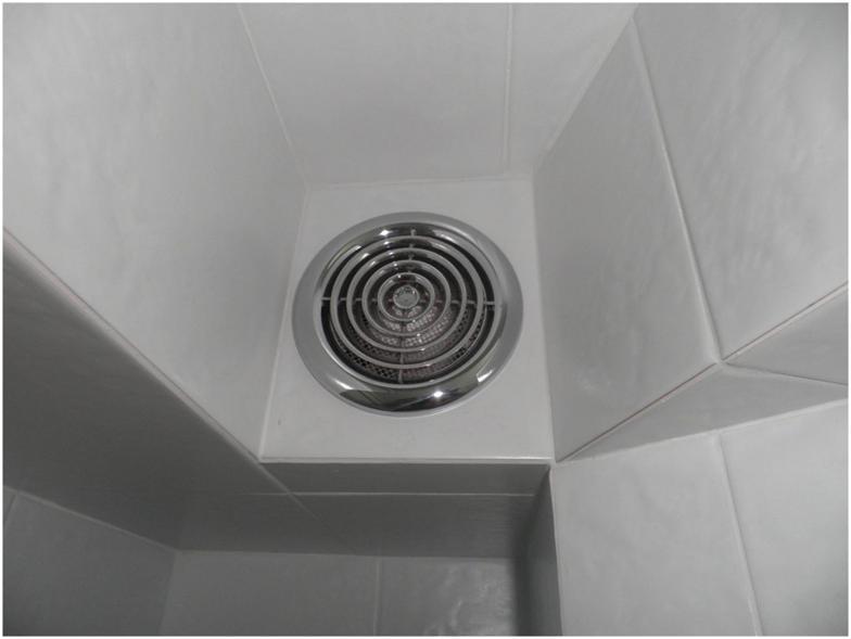 Вентиляция ванной комнаты принудительным путем
