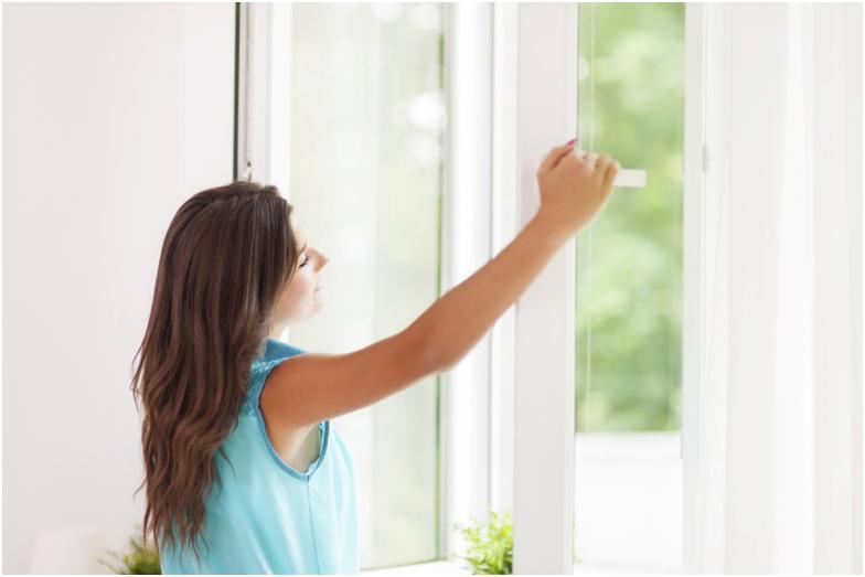Приток чистого воздуха