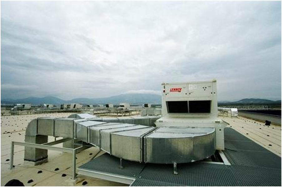 Производственная система вентиляции