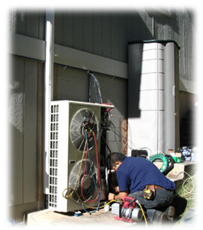 Профилактика вентиляционного оборудования