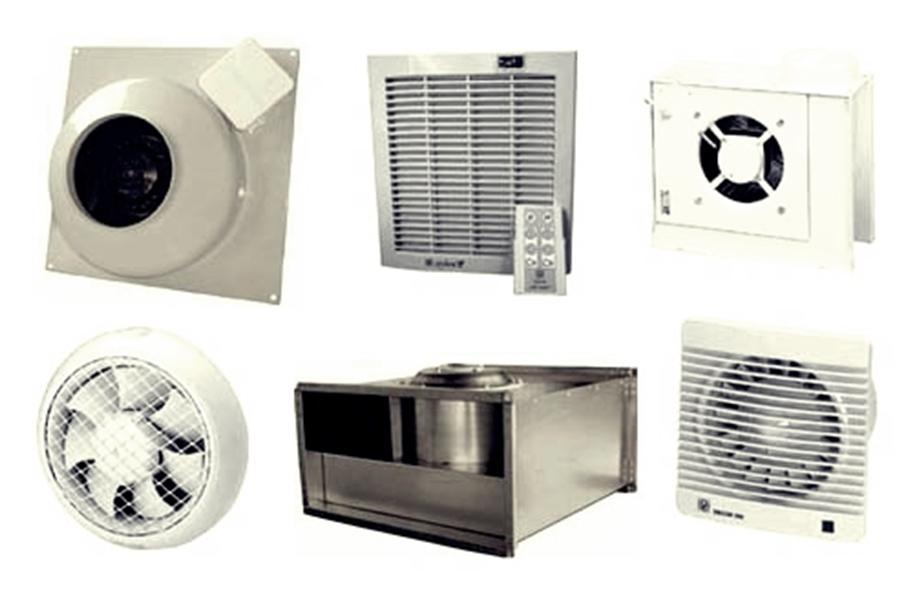 Образцы вентиляторов