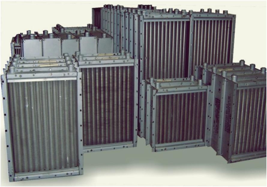 Обогреватели воздуха промышленного типа