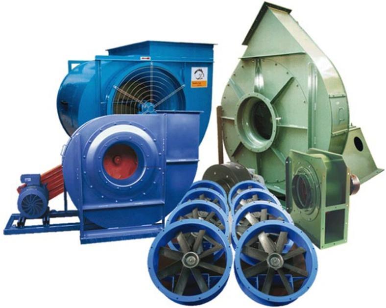 Вентиляционное производственное оборудование