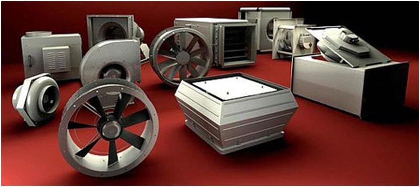 Производственные вытяжные устройства