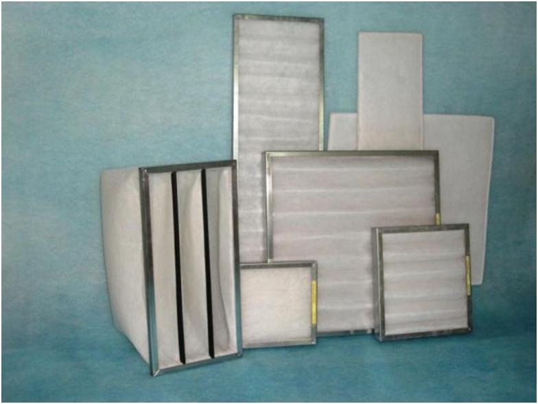 Очистители воздуха для производственных помещений