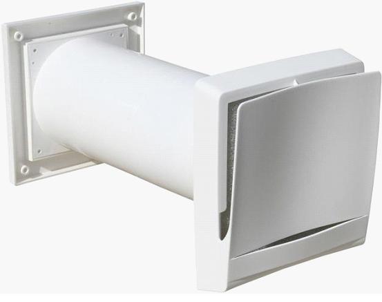 Вентиляционный клапан для притока воздуха