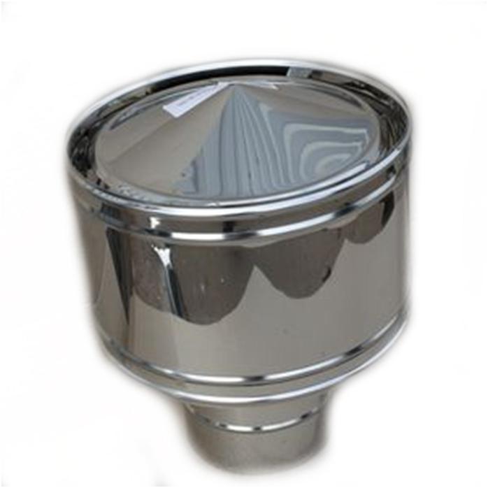 Металлический вентиляционный дефлектор