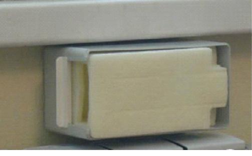 Завершение установки вентиляционного клапана