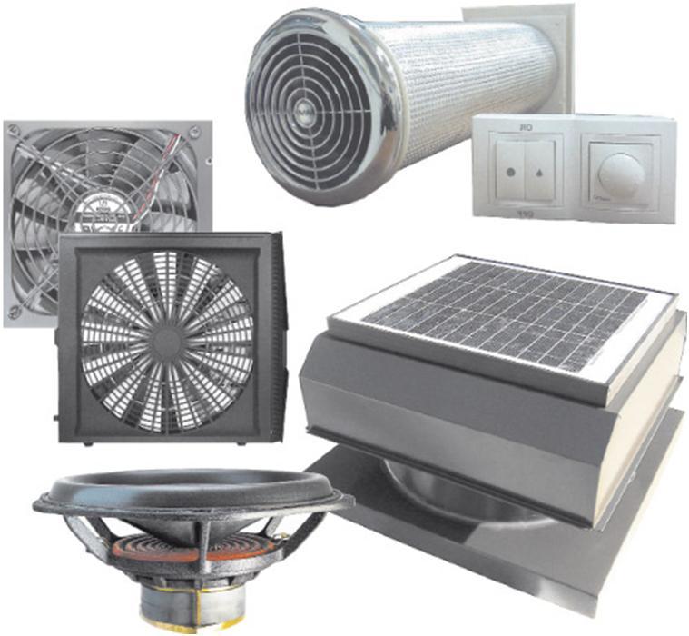 Вентиляционные приборы