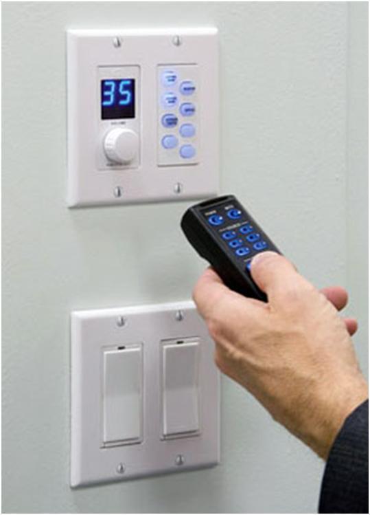 Управление вентиляционной системой