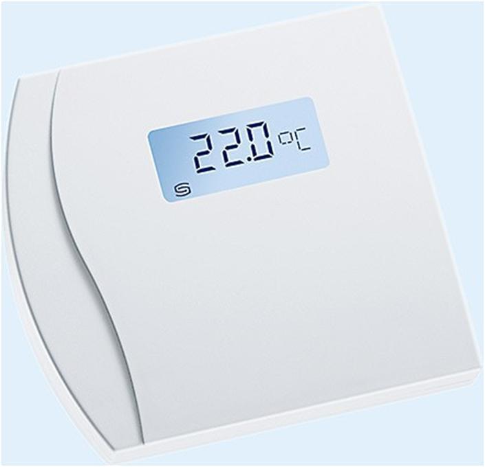 Измерение температуры воздуха