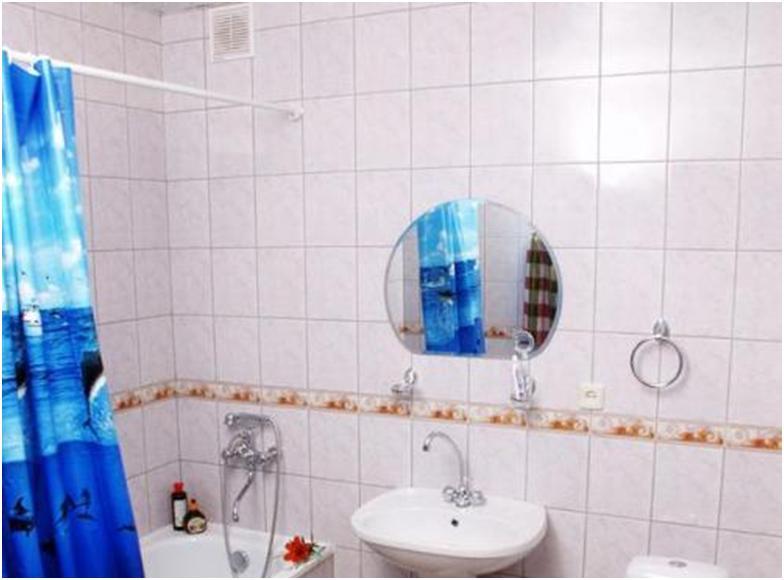 Вытяжной канал в ванной