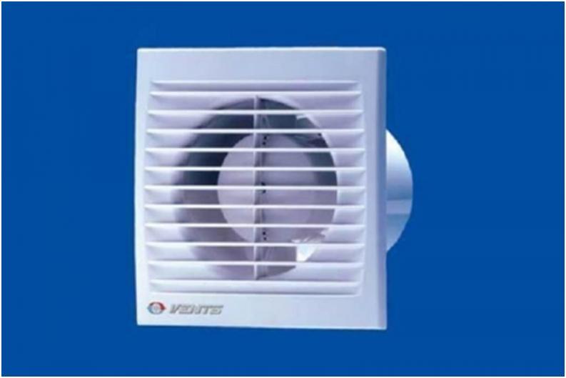 Образец современного вентилятора
