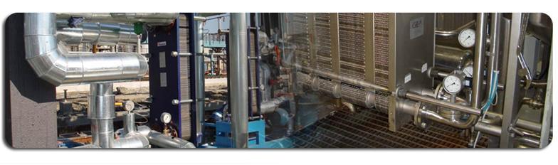 Промышленный вентиляционный комплекс