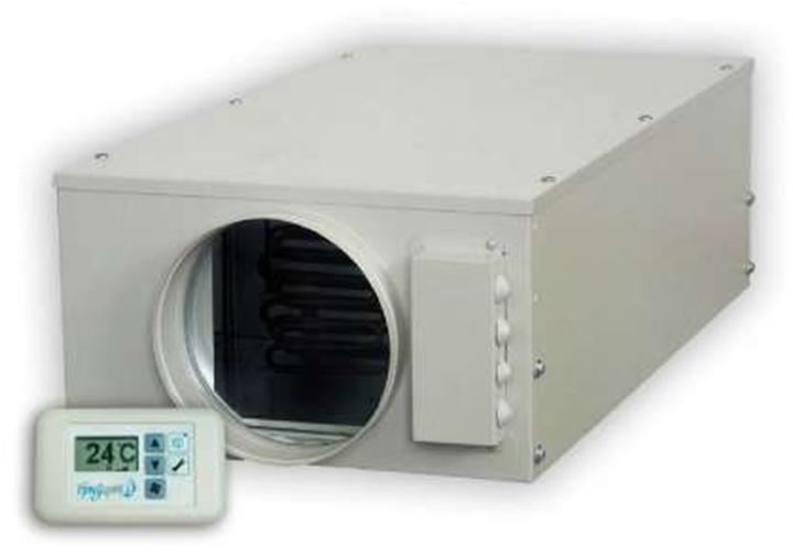 Система приточного вентилирования