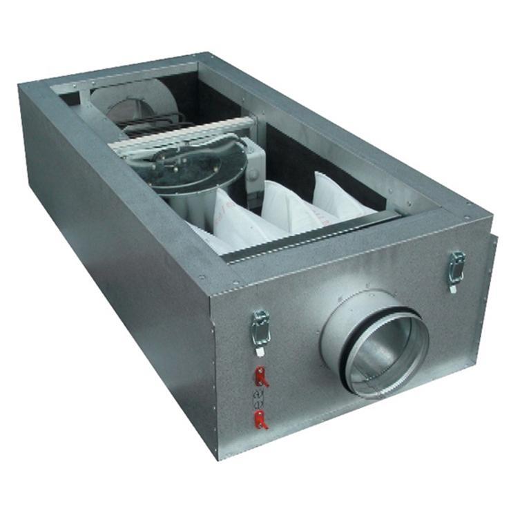 Приточная вентиляционная установка