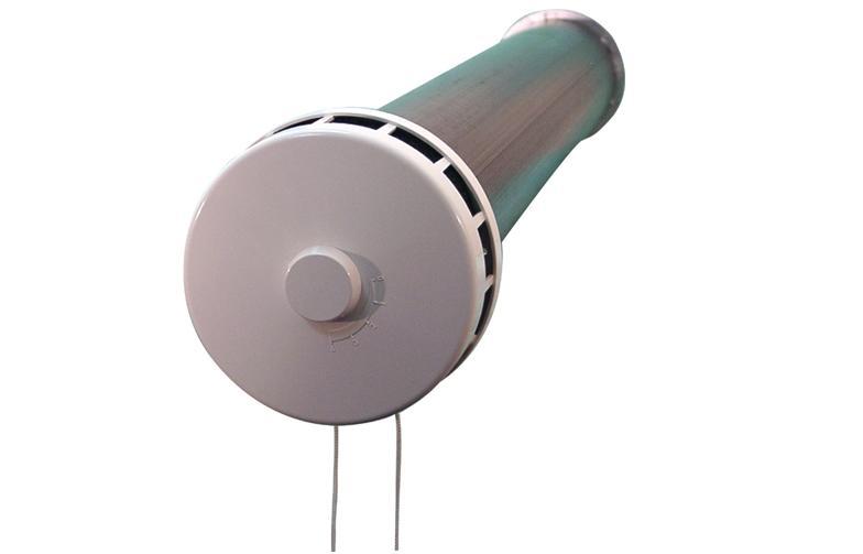 Вентиляционный клапан стенового типа