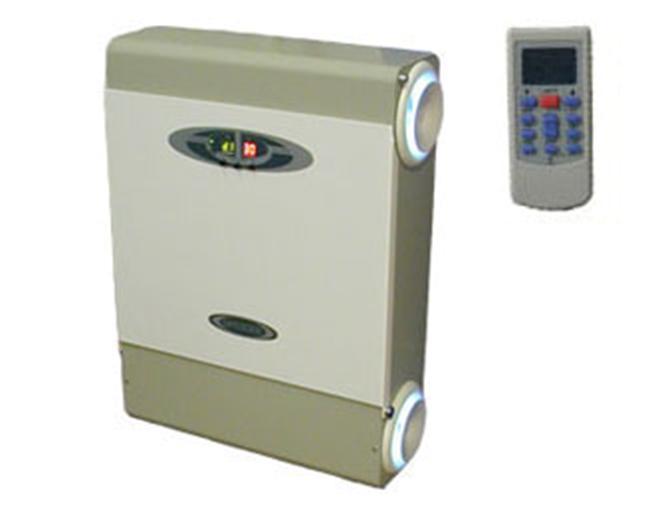 Вентиляционное оборудование, обеспечивающее приток воздуха