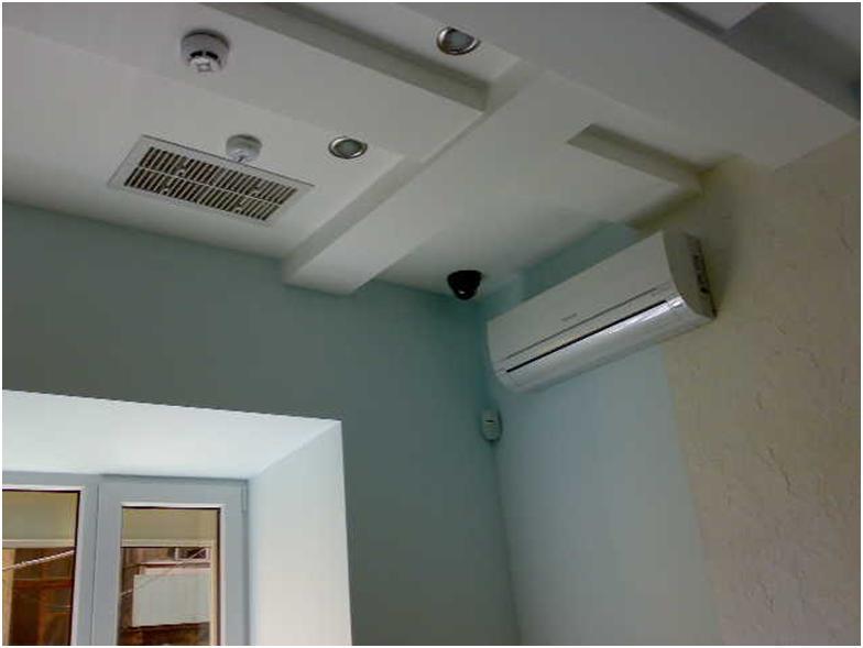 Организация воздухообмена в жилом помещении