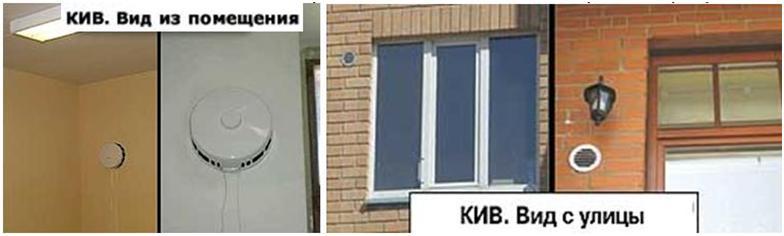 Обеспечение притока воздуха в квартиру