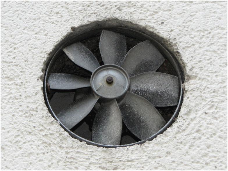 Устройство вытяжного вентилирования