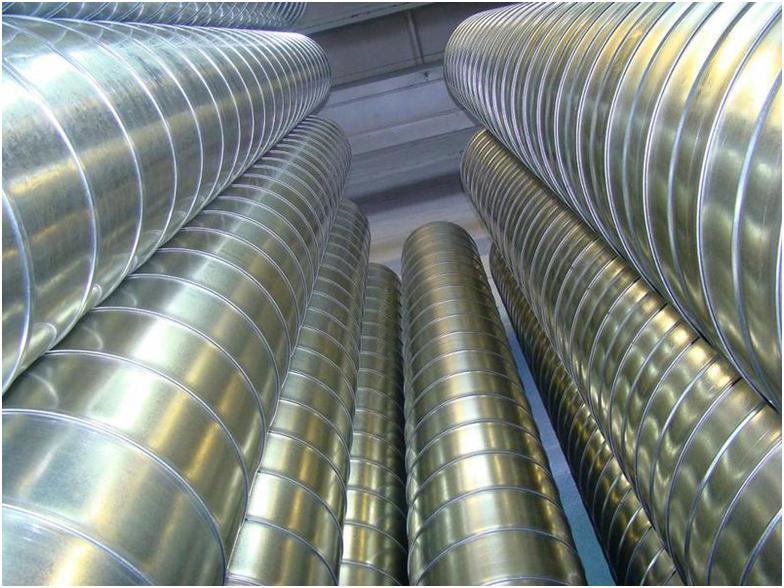 Промышленные воздуховоды