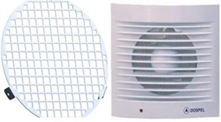 Защита вентилятора от повреждений